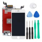 """Apple IPhone 6S 4.7"""" WHITE LCD 3D Digitizer Screen Assembly Replacement Frame USA"""