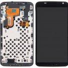 Motorola Google Nexus 6 XT1100 XT1103 LCD Screen Touch Screen Digitizer + Frame