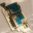 Samsung Galaxy S3 i535 R530 Micro SD SIM Card Tray Slot Holder Flex Cable Part