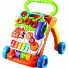 Vtech Toys Sit to Stand Learning WALKER, Interactive Activity Panel BABY WALKER 2-Day Shipping