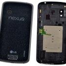 USA Original Google Nexus 4 LG E960 Rear Battery Door Glass Case Back Cover