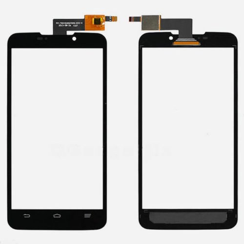 US Black ZTE Boost Max N9520 Touch Screen Digitizer Top Glass Panel Lens Parts