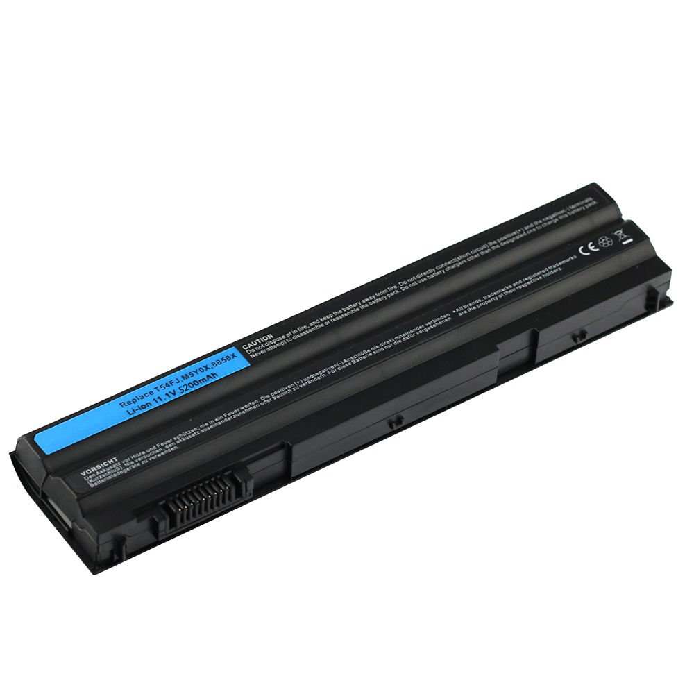Laptop Battery for Dell Latitude E6420 E6520 E5520 E5420 E6430 E6530 T54FJ M5Y0X