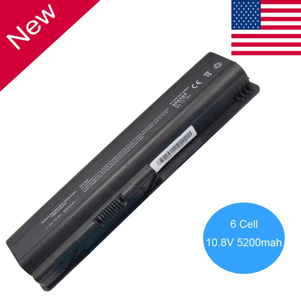 New Battery for HP Compaq Presario CQ40 CQ45 CQ70 G50 G60 CQ60 CQ61 DV4 DV5 DV6