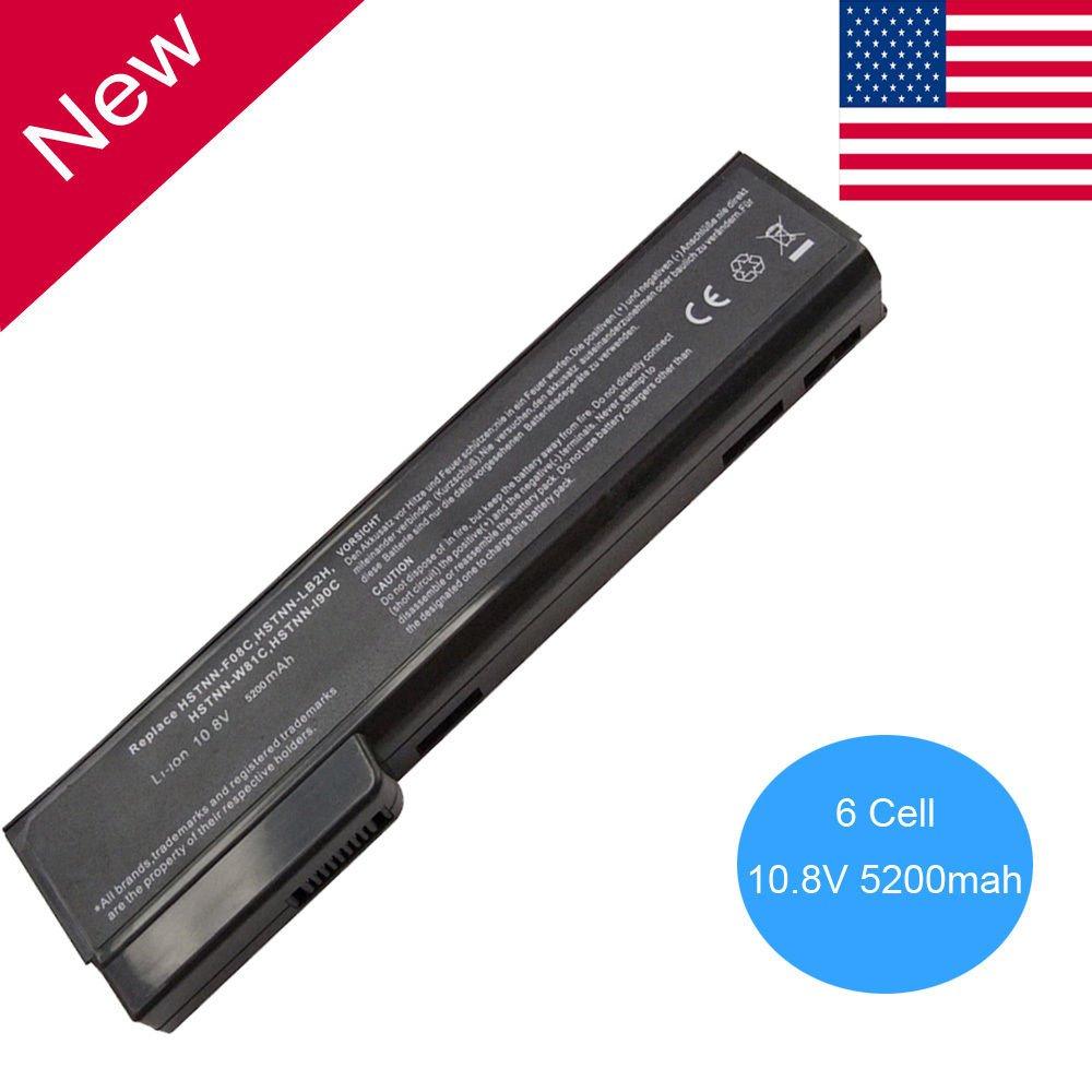 New Battery for HP EliteBook 8460W 8460P 8560P ProBook 6560b 6460b 6360b CC06 US