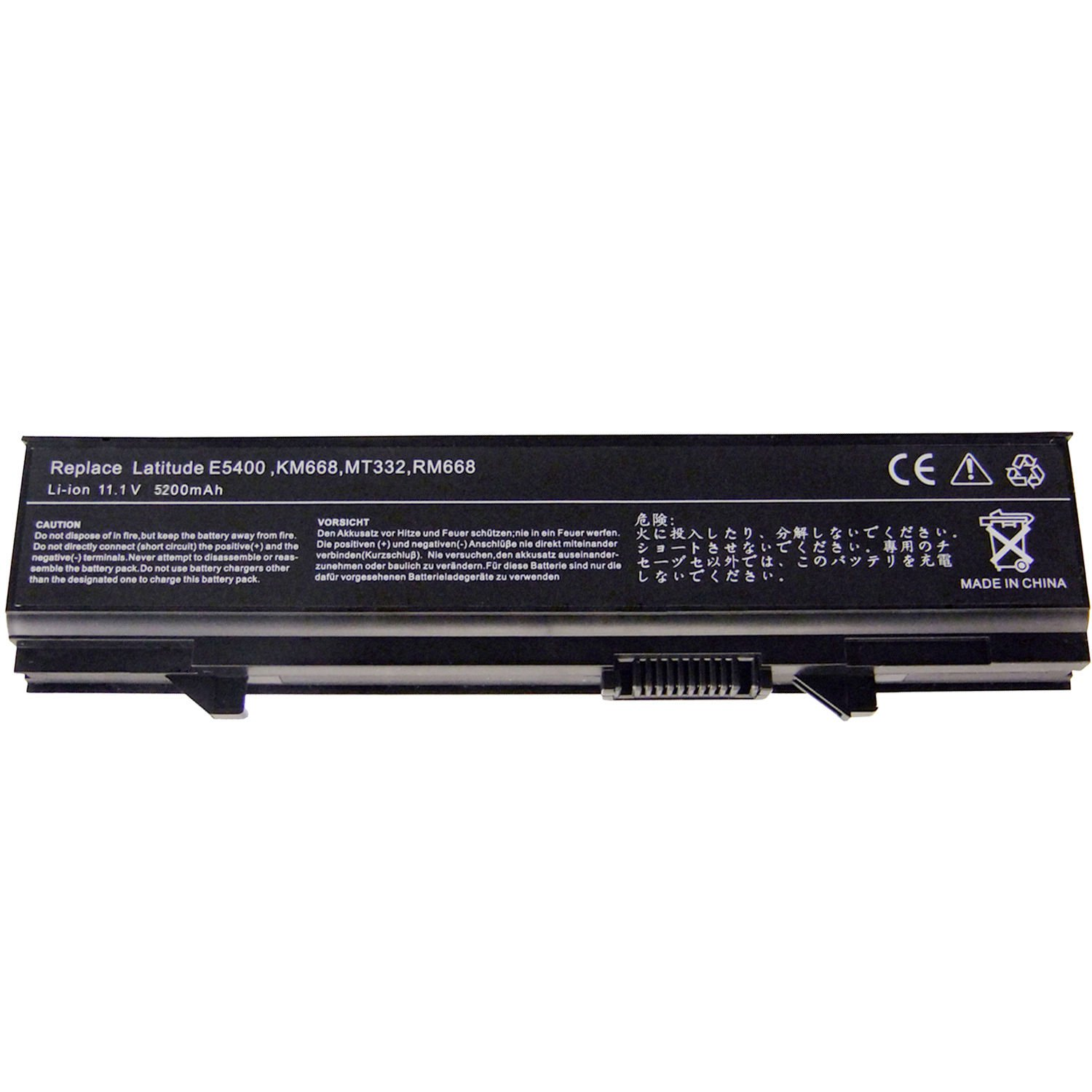 Laptop Battery for DELL Latitude E5400 E5410 E5500 E5510 KM742 KM769 RM656 T749D