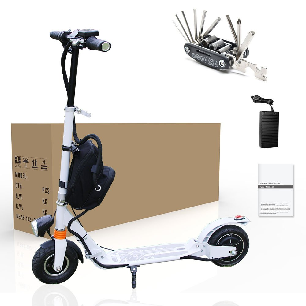 Turbo Scooter Folding Portable Electric Motor Scooter motorized bike E-Scooter