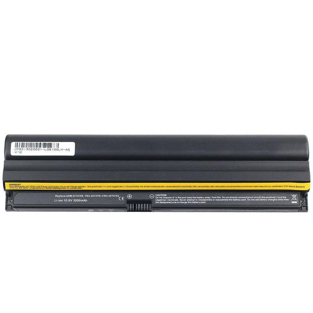 6 Cell Battery for Lenovo ThinkPad X120e X100e 42T4788 42T4855 42T4854 42T4889