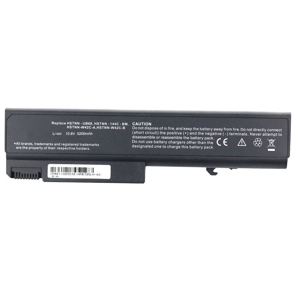 New battery for HP EliteBook 6930p 8440p 8440w 6735b 6530b 6440b 458640-542 TD06