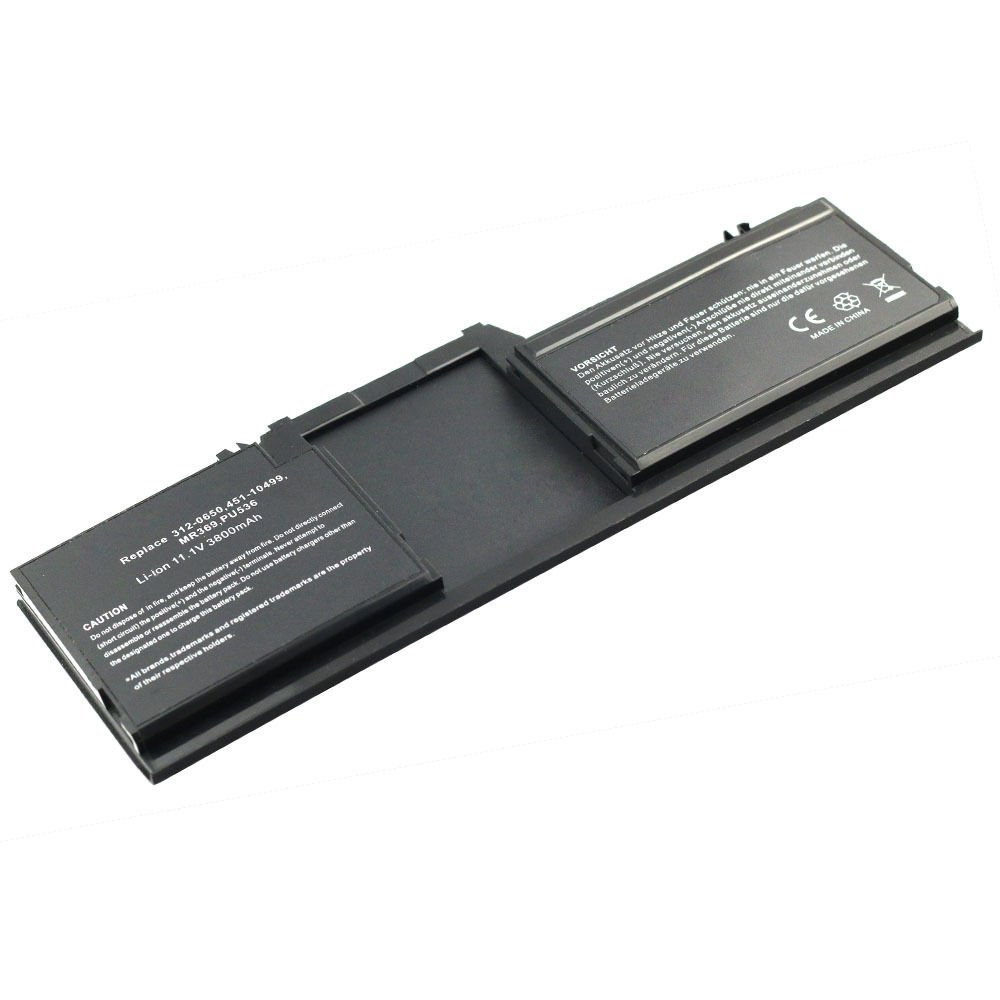 New 6 Cell Laptop Battery for Dell Latitude XT XT2 XFR Tablet PC PU536 WR015 USA
