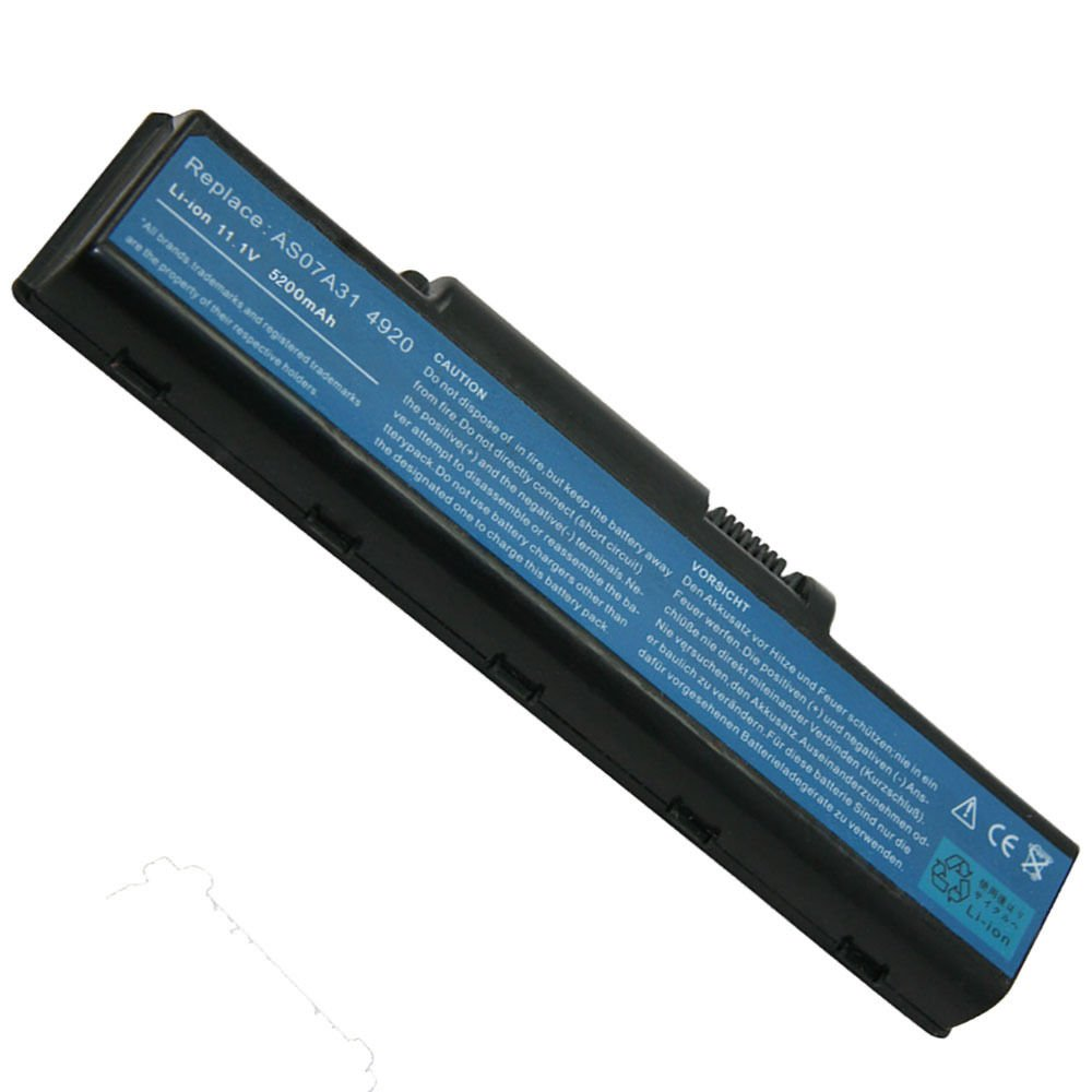 New Battery for Acer Aspire AS07A31 AS07A41 5734Z 5740 5738 4310 AS07A32 AS07A51