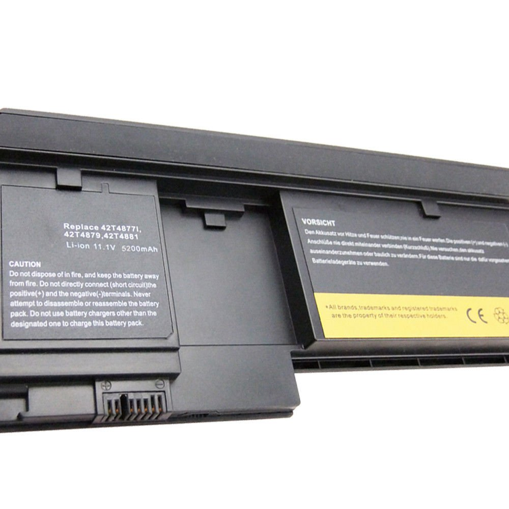 New Battery for Lenovo ThinkPad X220 X220i X220T Tablet 42T4877 42T4879 42T4881