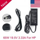65W AC Adapter Charger Power for HP Pavilion Touchsmart 14-b109wm 15 Sleekbook