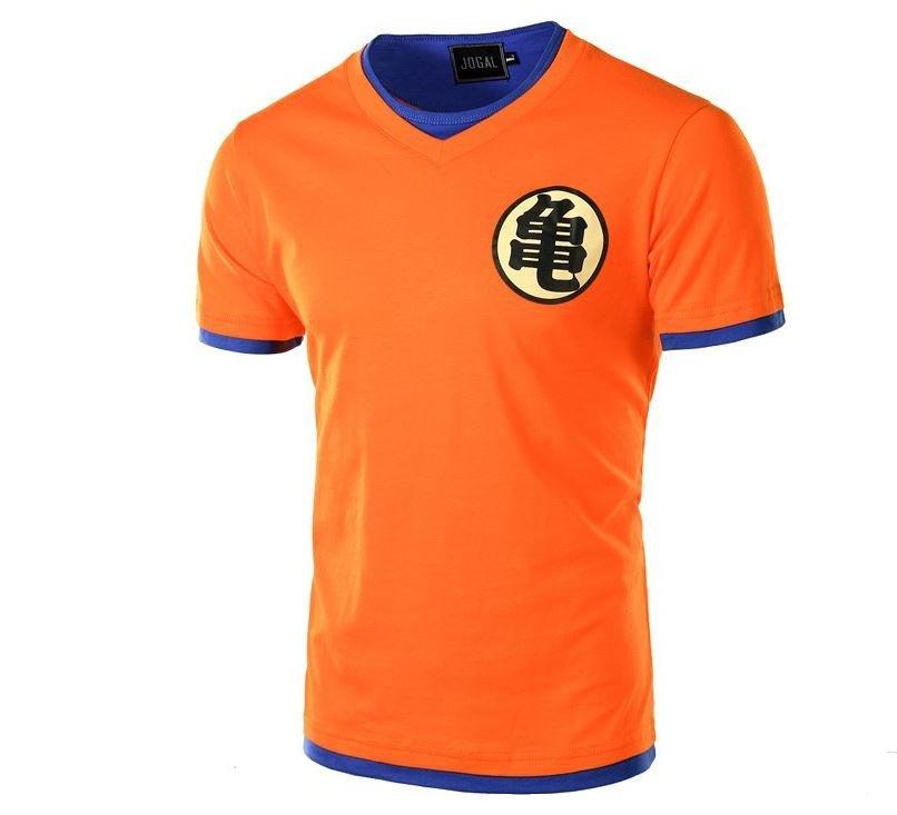 Master Roshi Pattern Dragon Ball Z Cosplay Men T-Shirt