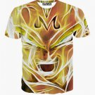Dragon Ball Z - Super Saiyan Majin Vegeta  3D T-Shirt