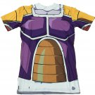 Dragon Ball Z Frieza Freeza Battle Armor 3D Cosplay T-Shirt