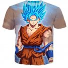 Goku Super Saiyan Blue DBZ T-Shirt
