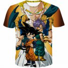 Goten Trunks Gotenks Super Saiyan 3D T-Shirt
