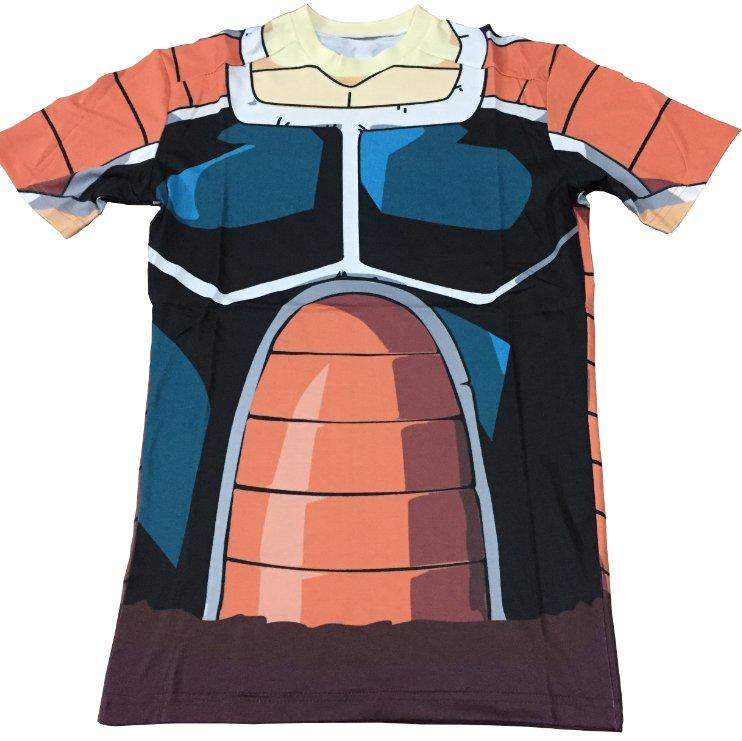 Brutal Raditz Frieza's Forces Battle Armor 3D T-Shirt