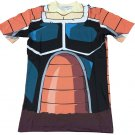 Brutal Raditz Frieza's Forces Battle Armor 3D T-Shirt