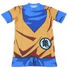 Master Roshi's Disciple Krilin Goku Kame Symbol 3D T-Shirt
