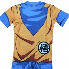 King Kai Training Go Symbol Goku Namek Uniform 3D T-Shirt