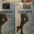 Vintage Tights Giada Black Germany Pantyhose 2 packs 40 denier S M new in package