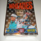 1994 NFL 75th Anniversary Wheaties Box      Free Ship !!!!