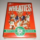 1995 Boston Celtic Wheaties Box   Free Ship !!!!