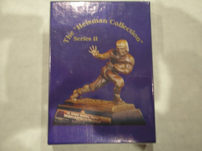1992 The Heisman Collection Series 2