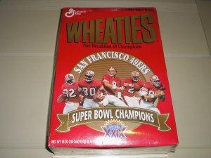 1995 San Francisco 49ers Super Bowl 29 Commemorative Box