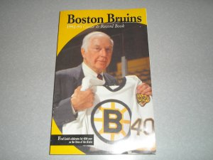1992-93 Bruins Guide and Record Book