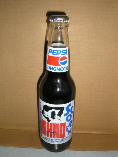 1992-93 Shaq Pepsi Bottle Scorin'