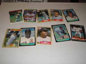 Red Sox Grab Bag