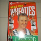 1993 Larry Bird Commemorative Wheaties Box. Free Shipping