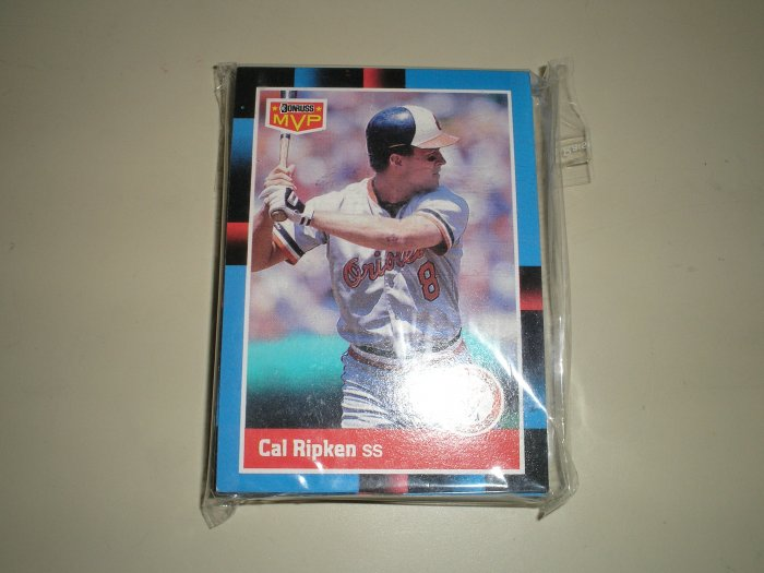 1987 Donruss MVP Set