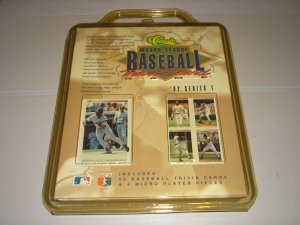 1992 Classic MLB Trivia Board Game