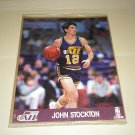 1990 Hoops Action Photos John Stockton 8 x 10