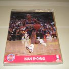 1990 Hoops Action Photos Isiah Thomas 8 x 10