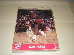 1990 Hoops Action Photos Isiah Thomas 8 x 10