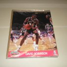 1990 Hoops Action Photos David Robinson 8 x 10