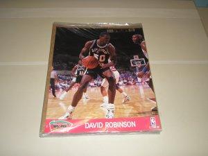 1990 Hoops Action Photos David Robinson 8 x 10