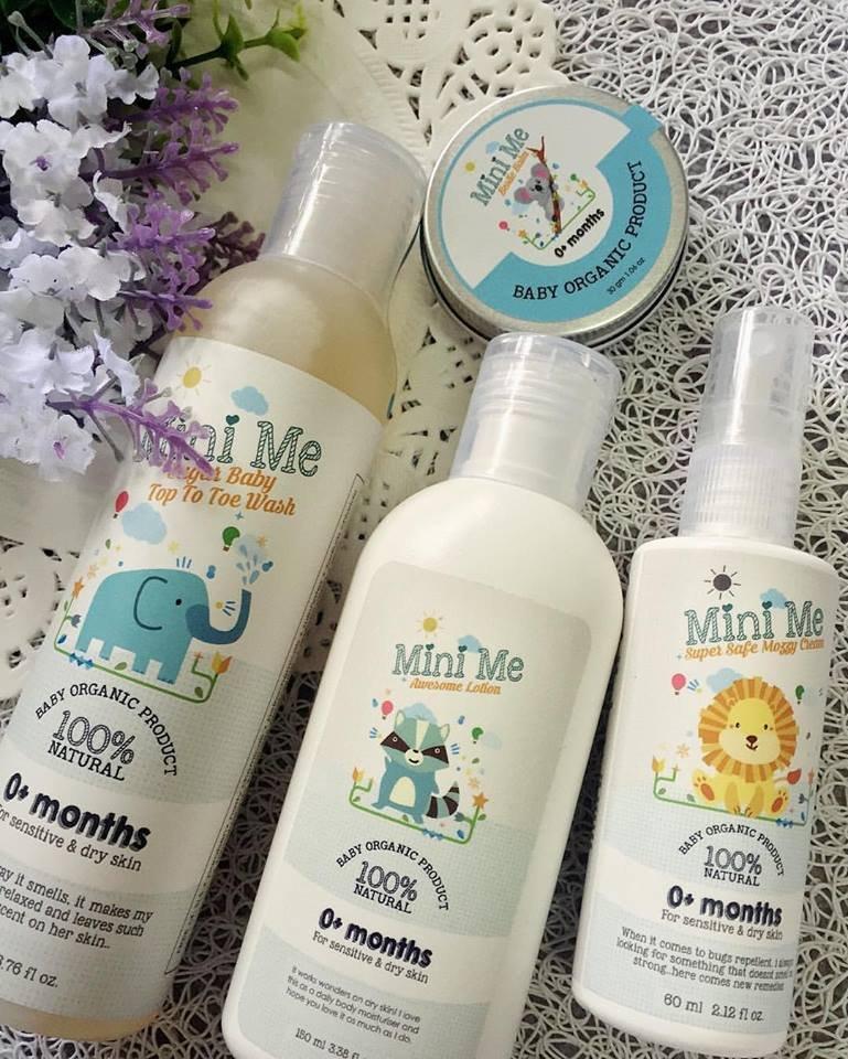 Xmas: Baby Skincare Set
