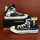Anime Bleach Converse Chuck Taylor Custom Hand Painted Shoes Unique Christmas Presents