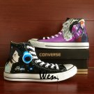 Anime Converse All Star Men Women Bleach Hand Painted Canvas Shoes Men Women Birthday Gifts