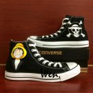 Luffy Hand Painted Shoes One Piece Converse All Star Men Women Canvas Sneakers Birthday Gifts