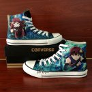 Anime Grimgar of Fantasy and Ash Design Converse Shoes Unisex Hand Painted Canvas Sneakers