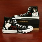 Anime Vampire Knight Custom Design Hand Painted Shoes Unisex High Top Converse All Star