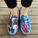 Wen Hand Painted Shoes Anime Kabaneri of the Iron Fortress Men Women's Slip Ons Casual Shoes