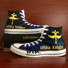 Design Anime Code Geass Converse All Star Man Woman's Hand Painted Canvas Shoes